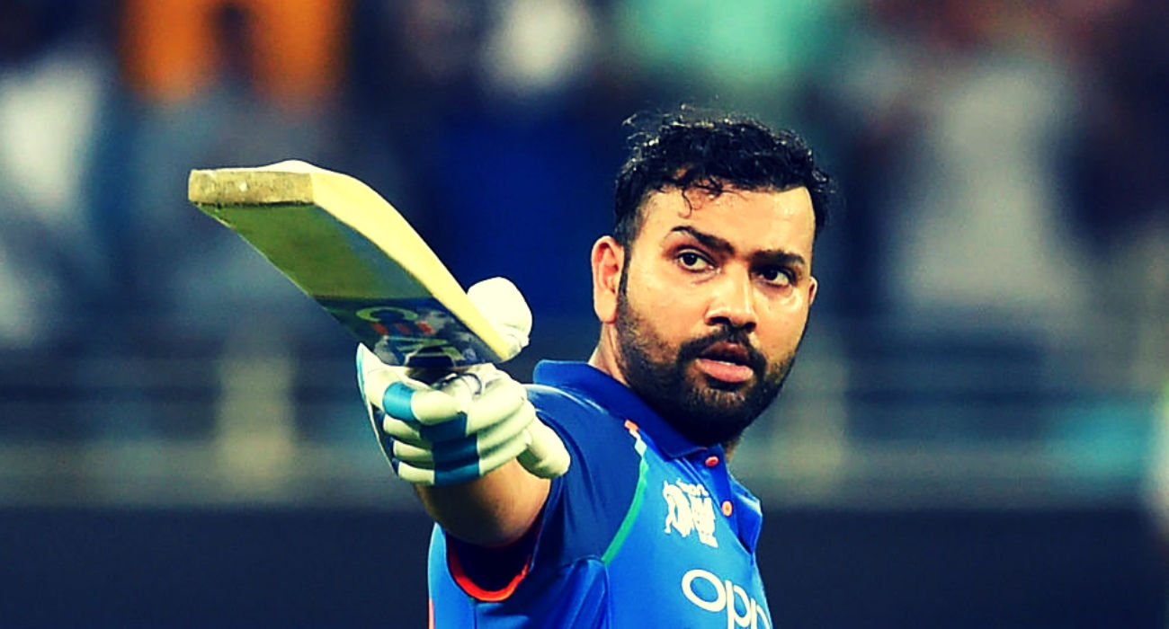 ROHIT DOES A SEHWAG IN TESTS AS HE DID A SACHIN IN ODIS