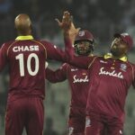 "AFG v WI: POORAN""S STRIKE RATE, CHASE'S ECONOMY THE HIGHLIGHT IN SERIES WIN"